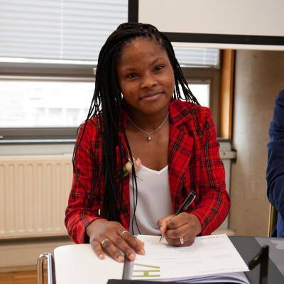 Zynia zoekt een Kamer in Groningen