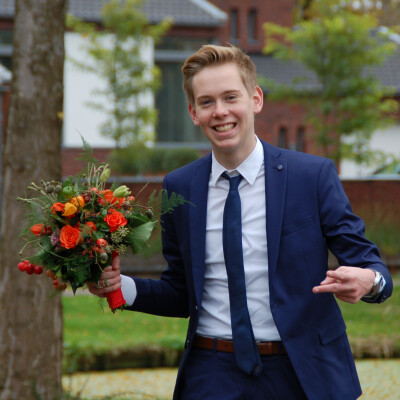 Nick is looking for a Room in Groningen