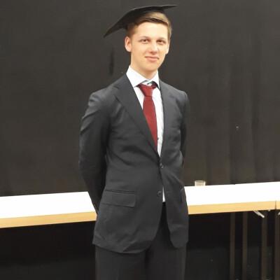 Stefan zoekt een Kamer in Groningen
